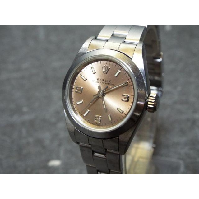ROLEX - ロレックス レディース 腕時計 ピンク MB697の通販 by R's shop|ロレックスならラクマ