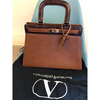 ヴァレンティノガラヴァーニ(valentino garavani)のVALENTINO  GARAVANI ハンドバッグ(ハンドバッグ)