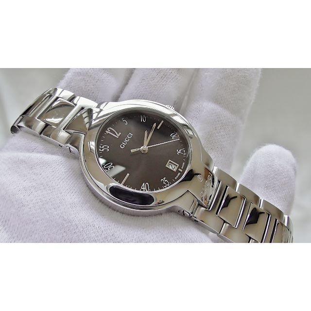 Gucci - GUCCI グッチ 8900M 男性用 クオーツ腕時計 電池新品 B2145メの通販 by hana|グッチならラクマ