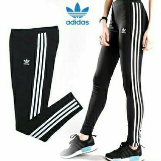 adidas - 大人気adidasレギンスL