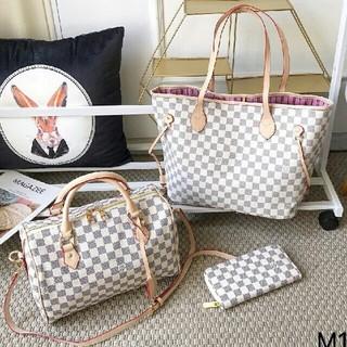 LOUIS VUITTON -  ハンドバッグ、斜めショルダーバッグ