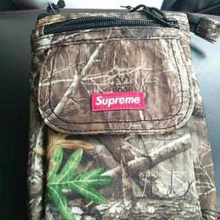 Supreme - Supreme shoulder bag バック カモ柄 枯れ葉