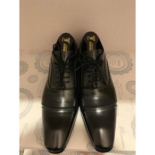 マドラス(madras)の【美品】24.5cmマドラスビジネスシューズ 靴 値下げ(ドレス/ビジネス)