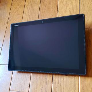 SONY - SONY XPERIA Z4 TABLET so-05g 防水タブレット