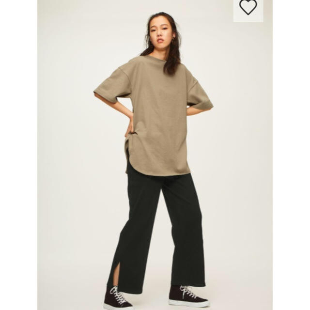 GU(ジーユー)のトラトラ様 レディースのトップス(Tシャツ(半袖/袖なし))の商品写真