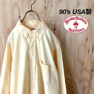 ブルックスブラザース(Brooks Brothers)の【美品】90's USA製 BrooksBrothers  ボタンダウンシャツ(シャツ)