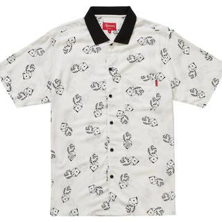 シュプリーム(Supreme)のSupreme Dice Rayon Shirt lサイズ(シャツ)