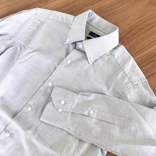 ヤマゼン(山善)の形態安定Yシャツ(シャツ)
