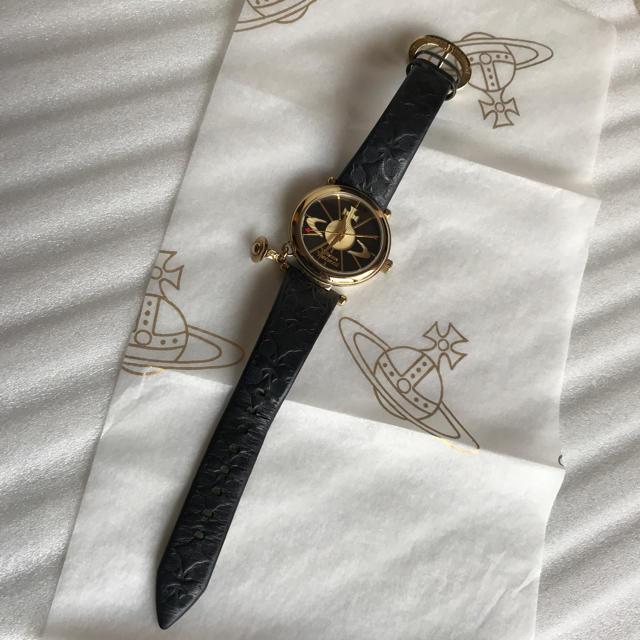 Vivienne Westwood(ヴィヴィアンウエストウッド)のヴィウィアンウエストウッド 時計 稼働中 送料無料 レディースのファッション小物(腕時計)の商品写真