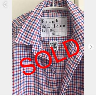 フランクアンドアイリーン(Frank&Eileen)のフランクアンドアイリーン リネンチェックシャツ(シャツ/ブラウス(長袖/七分))