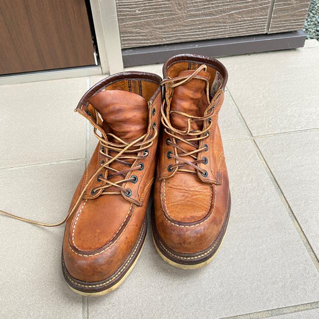 REDWING(レッドウィング)のレッドウィング RED WING メンズの靴/シューズ(ブーツ)の商品写真