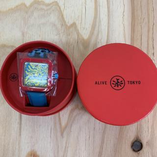 アライブアスレティックス(Alive Athletics)の◆新品未使用◆ALIVE腕時計 SCANDAL pink(腕時計(アナログ))