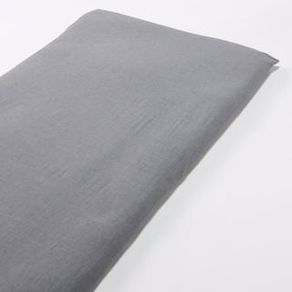 MUJI (無印良品) - 無印良品 オーガニックコットン洗いざらし敷布団シーツ シングル