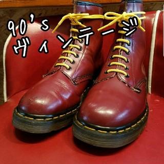 ドクターマーチン(Dr.Martens)の★くま401199様御成約済み★  英国製 ヴィンテージ マーチン(ブーツ)