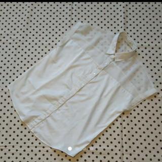 ジーユー(GU)の【夏物セール】ジーユー   GU    ブラウス(シャツ/ブラウス(半袖/袖なし))