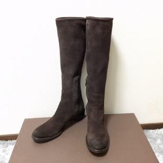プラダ(PRADA)の小さいサイズ♥PRADA ブーツ 35サイズ(ブーツ)