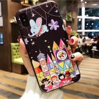 Disney - iPhone6/6s iPhoneケース ダンボ イッツアスモールワールド