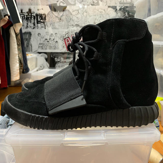 adidas - Yeezy Boost 750 Black 28.0cm