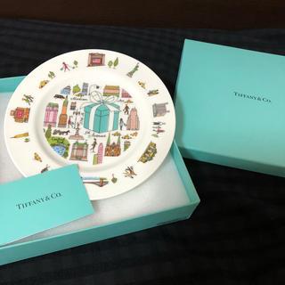 Tiffany & Co. - ティファニー プレート お皿 2枚 Tiffany &Co.