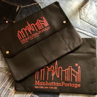 Manhattan Portage - マンハッタンポーテージのクラッチバッグ