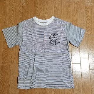 スヌーピー(SNOOPY)のチャーリ一ブラウン Tシャツ(Tシャツ(半袖/袖なし))