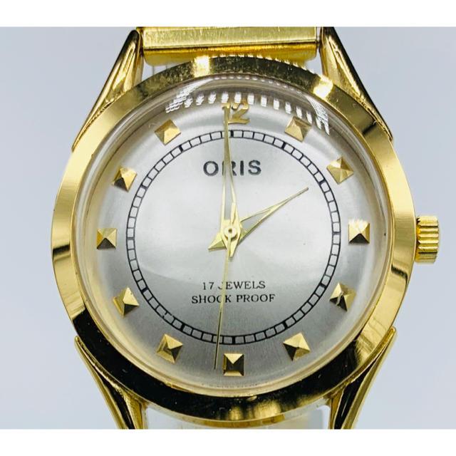プラダ バッグ 持ち手 | ORIS - 美品 アンティーク ORIS  スイス製 ヴィンテージ 腕時計 ゴールドの通販 by YOTANA's shop|オリスならラクマ