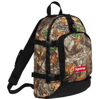 Supreme - ★Supreme Backpack 枯葉★シュプリーム バックパック リュック