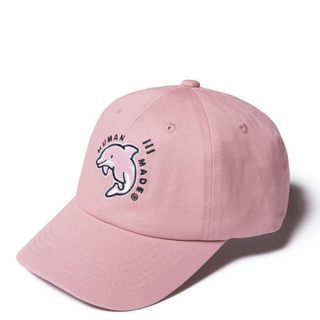 GENERATIONS - 【HUMAN MADE】DOLPHIN TWILL CAP ピンク