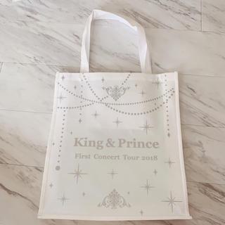 Johnny's - king&prince ショッピングバッグ