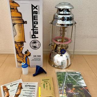 ペトロマックス(Petromax)の最終値下げ!!ペトロマックス HK500 ニッケル(ライト/ランタン)