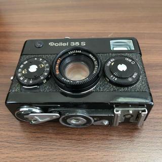 コンパクト  フィルム カメラ Rollei 35S ブラック