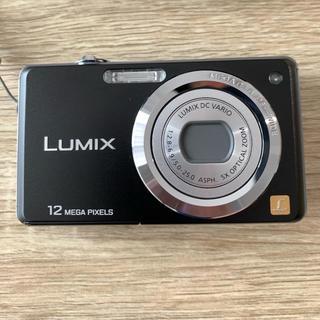 Panasonic - パナソニック ルミックス LUMIX デジタルカメラ DMC-FS10