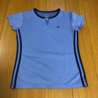 アディダス(adidas)のアディダスレディーステニスウエア Tシャツ(ウェア)