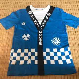 ベルメゾン(ベルメゾン)のミッキー Tシャツ(Tシャツ(半袖/袖なし))