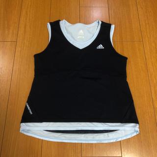 アディダス(adidas)のアディダスレディーステニスウエア ノースリーブ(ウェア)