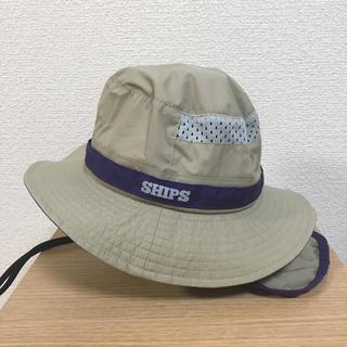 シップス(SHIPS)のSHIPS KIDS サファリハット(帽子)