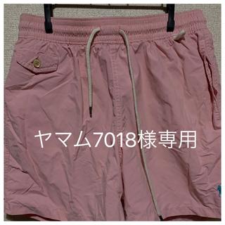 ポロラルフローレン(POLO RALPH LAUREN)のラルフローレン 水着 バギーズ ポニー刺繍 スイムショーツ(水着)