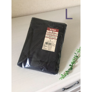 ムジルシリョウヒン(MUJI (無印良品))の無印良品 ハイライズペチコート  Lサイズ     膝丈 未使用品(その他)