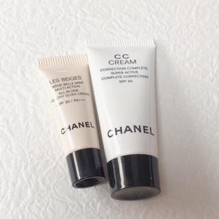 シャネル(CHANEL)の新品未使用 シャネル CCクリーム(BBクリーム)