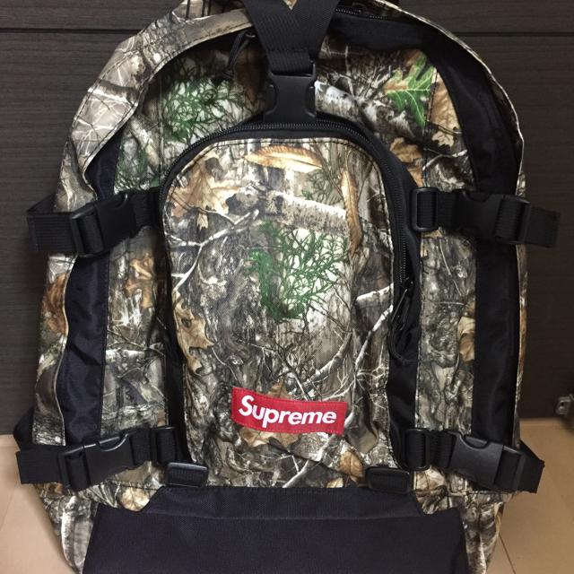 Supreme(シュプリーム)のSupreme Backpack wallet メンズのバッグ(バッグパック/リュック)の商品写真