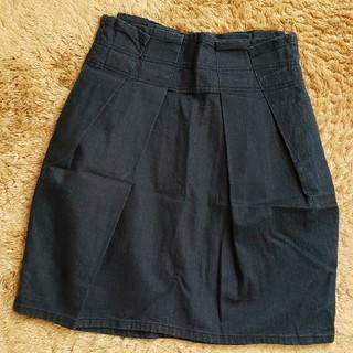マークジェイコブス(MARC JACOBS)のジーンズスカート(ひざ丈スカート)