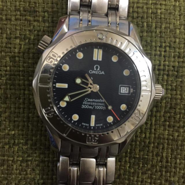 OMEGA - オメガシーマスター プロフェッショナル 300 ボーイズ 腕時計 の通販 by encan822's shop|オメガならラクマ