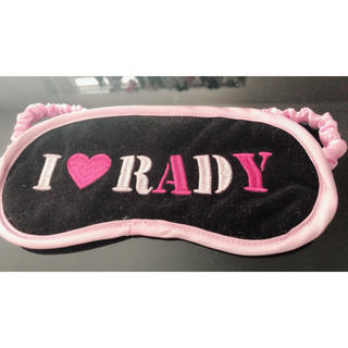 レディー(Rady)のrady アイマスク(その他)