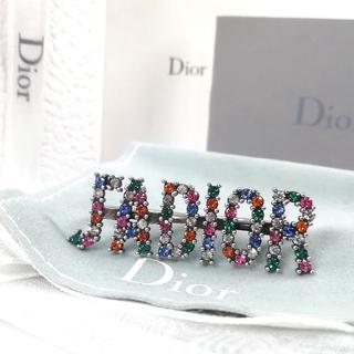 クリスチャンディオール(Christian Dior)の希少 未使用 Dior J'ADIOR マルチカラー ダブル リング YL91(リング(指輪))