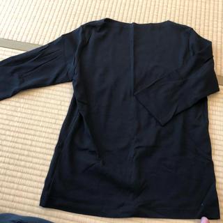 MUJI (無印良品) - 無印良品 Tシャツ ブラック XL