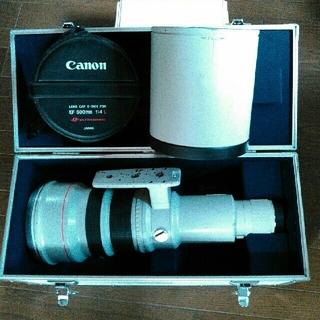 Canon - Canon  EF 600mm 1:4L USM  & 三脚ベルボンmark-7