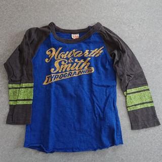 ニードルワークスーン(NEEDLE WORK SOON)のオフィシャルチーム 長袖Tシャツ 男の子 サイズ100(Tシャツ/カットソー)