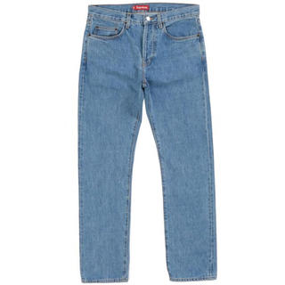 Supreme - シュプリーム19SS Stone Washed Slim Jeanデニムパンツ