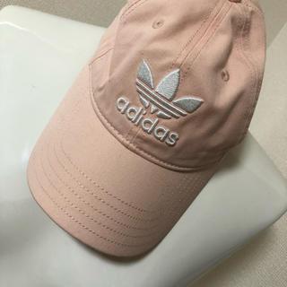 adidas - adidas 帽子 ピンク パステル キャップ