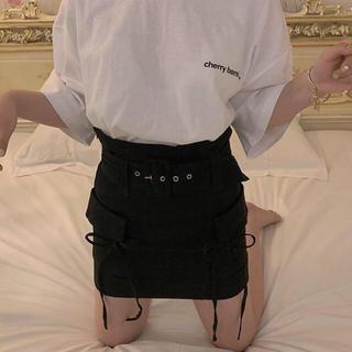 ワンアフターアナザーナイスクラップ(one after another NICE CLAUP)のday23 タイトスカート 未使用(ミニスカート)